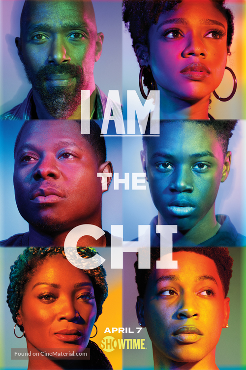 """""""The Chi"""" - Movie Poster"""