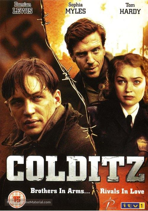 Colditz - British Movie Cover
