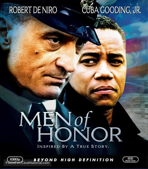 Men Of Honor - Blu-Ray movie cover