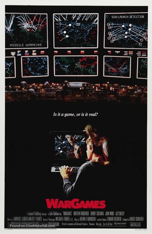 WarGames - Movie Poster