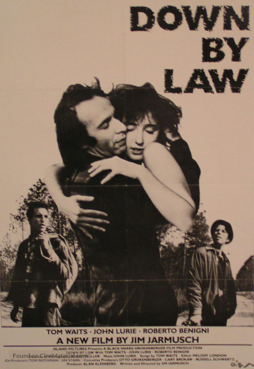 Down by Law - Movie Poster