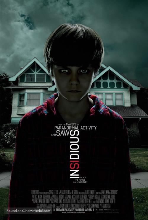 Insidious - Movie Poster