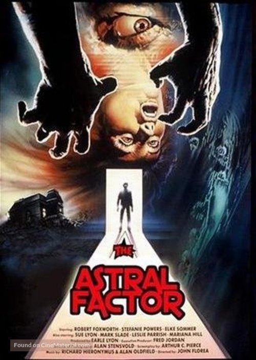 The Astral Factor - Movie Poster