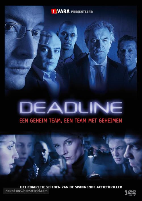 """Deadline"" - Dutch Movie Cover"