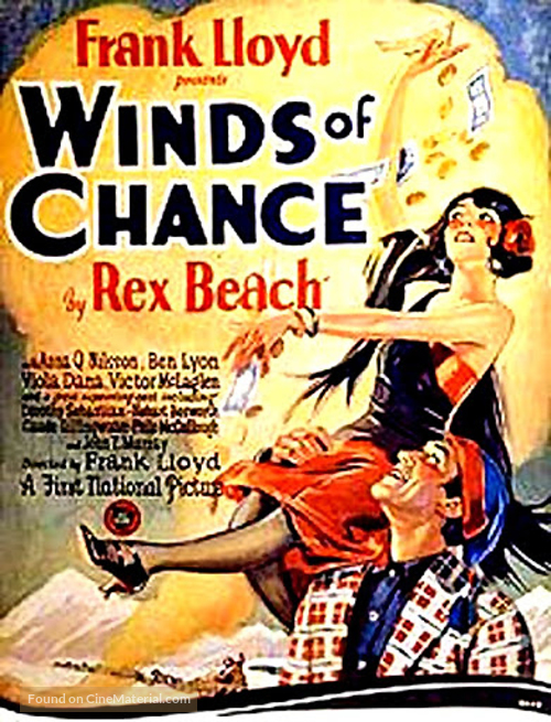 Winds of Chance - Movie Poster