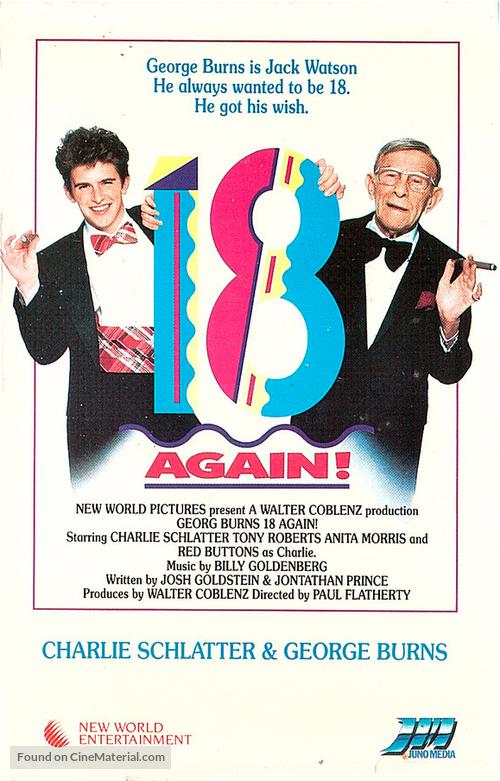 18 Again! - Finnish Movie Cover