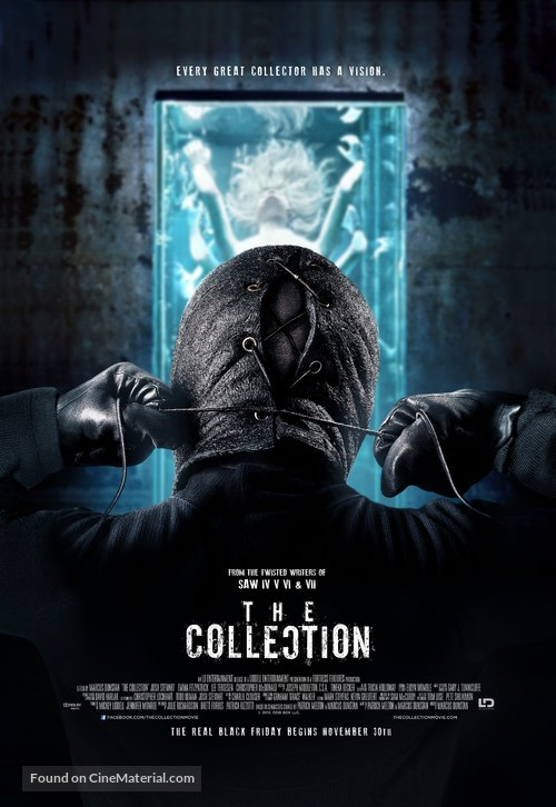 The Collection - Movie Poster