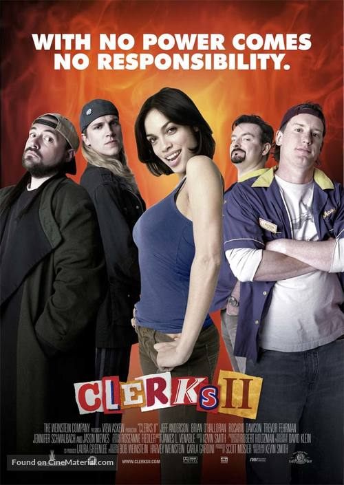 Clerks II - Movie Poster