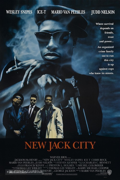 New Jack City - Movie Poster