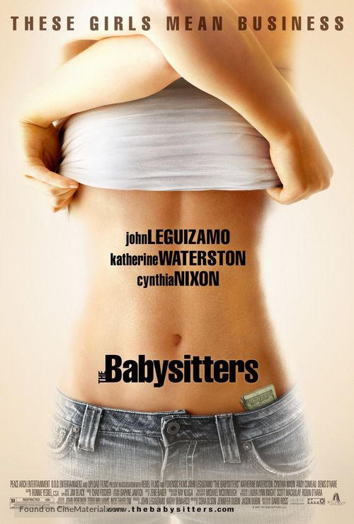 The Babysitters - Movie Poster