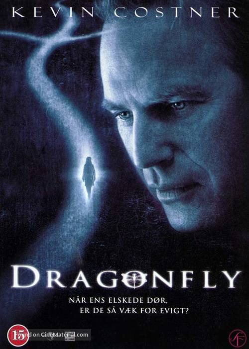 Dragonfly - Danish DVD movie cover