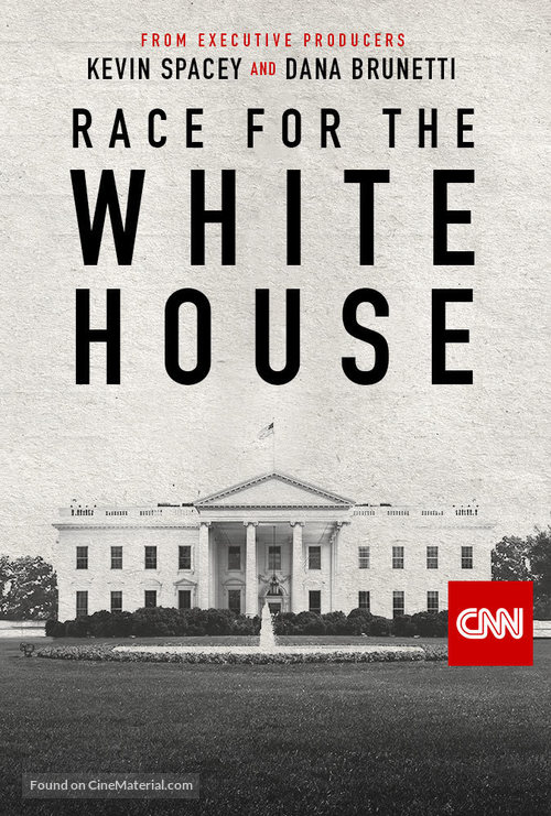 Race for the White House - Video on demand movie cover