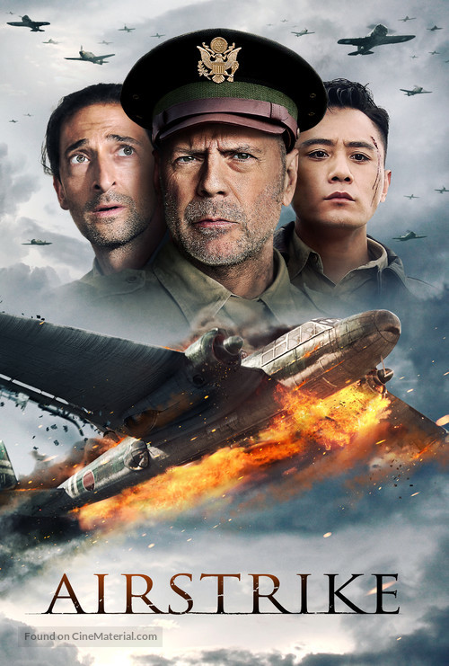 Air Strike - Video on demand movie cover