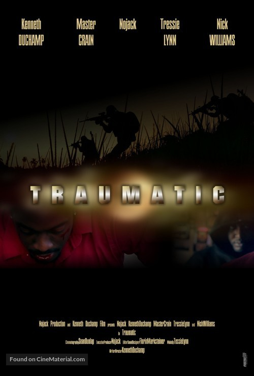 Traumatic - Movie Poster