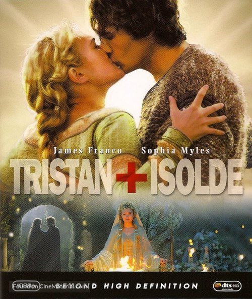 Tristan And Isolde - Movie Cover