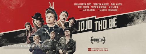 Jojo Rabbit - Vietnamese Movie Cover