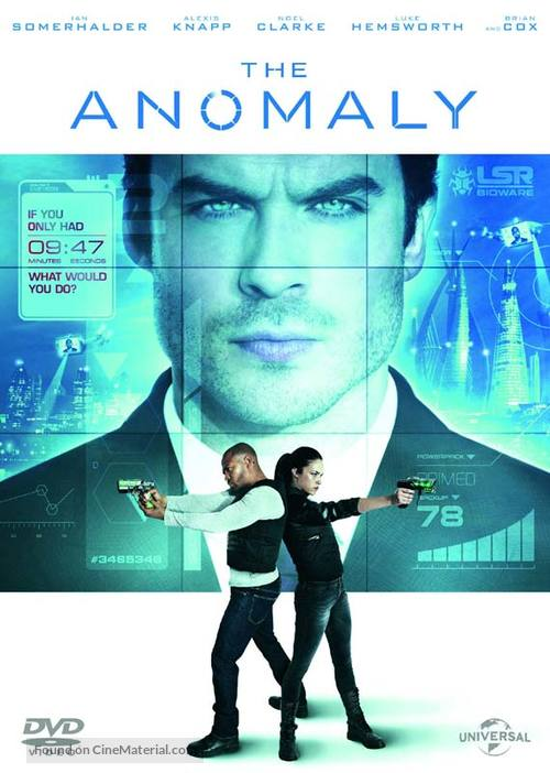 The Anomaly - Movie Cover