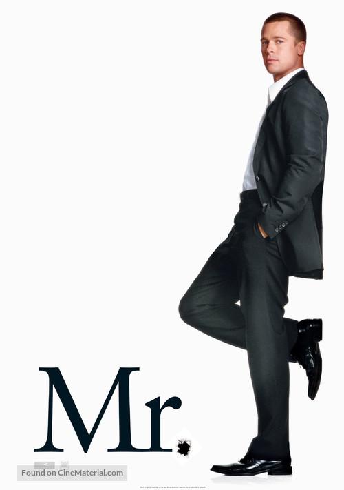 Mr. & Mrs. Smith - Movie Poster