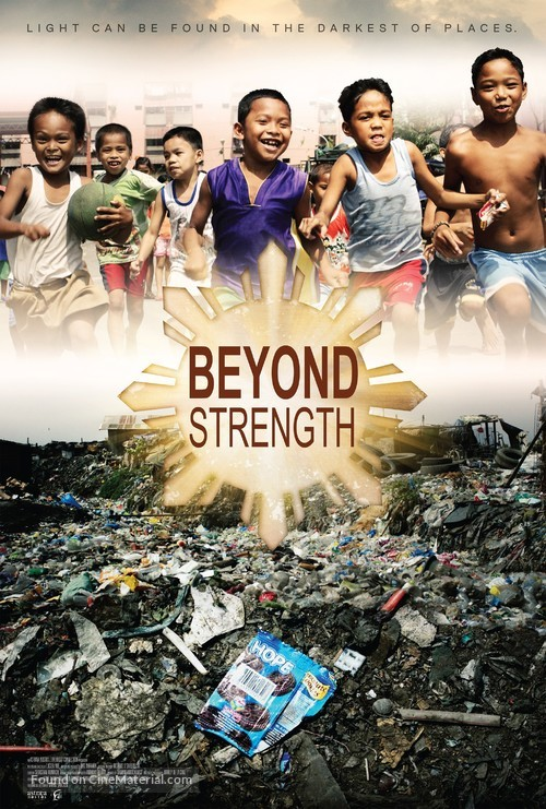 Beyond Strength - Canadian Movie Poster