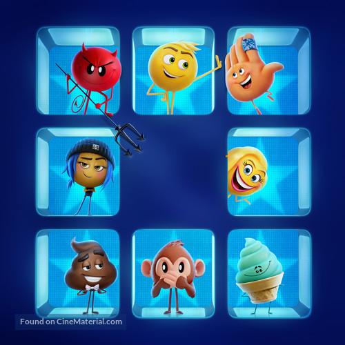 The Emoji Movie - Key art