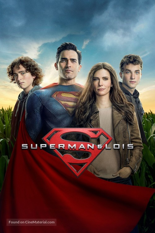 """""""Superman and Lois"""" - Video on demand movie cover"""