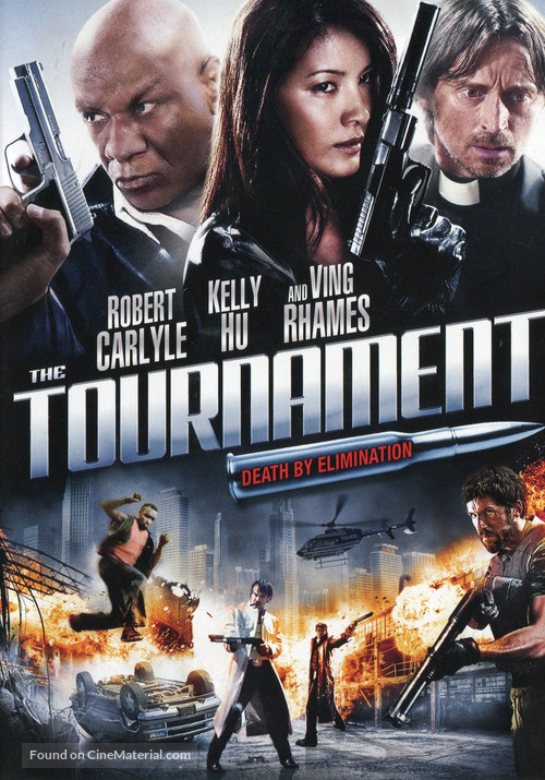 The Tournament - DVD movie cover
