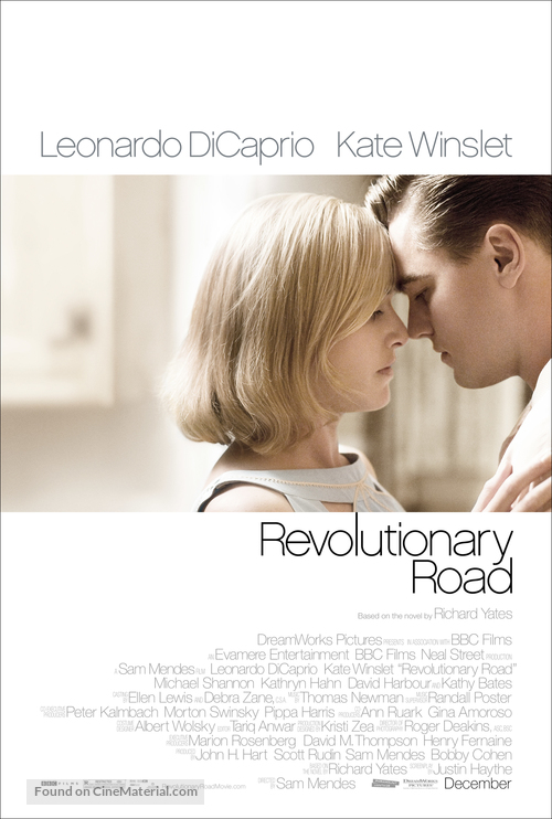 Revolutionary Road - Movie Poster