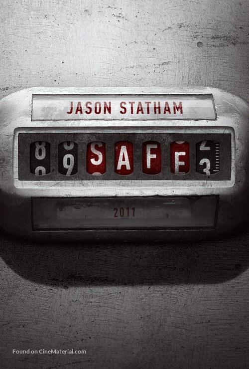 Safe - Movie Poster