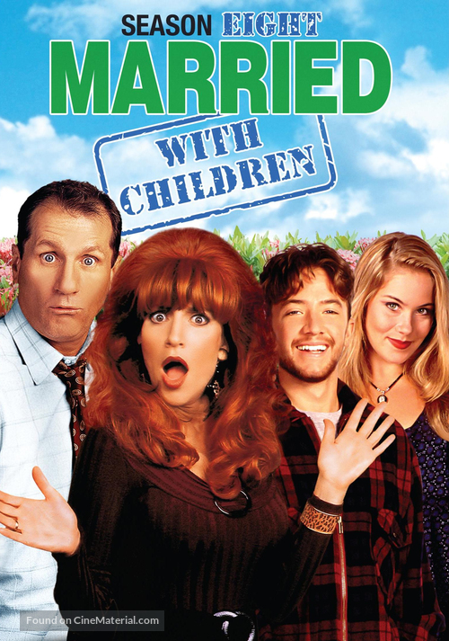 """""""Married with Children"""" - Movie Cover"""