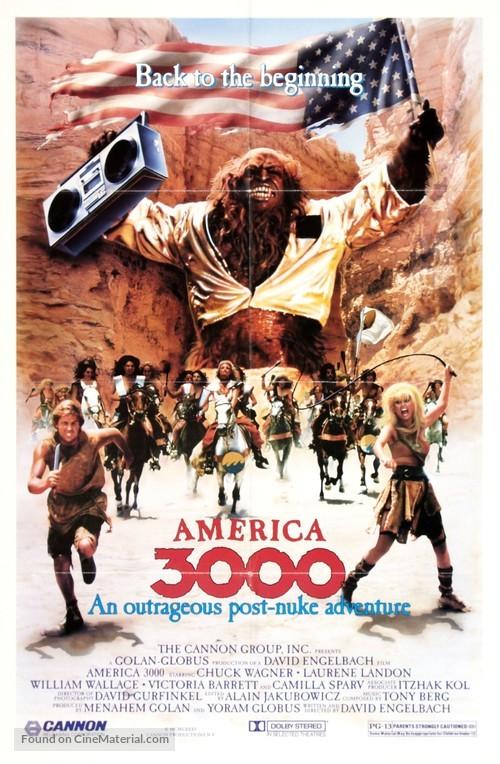 America 3000 - Movie Poster