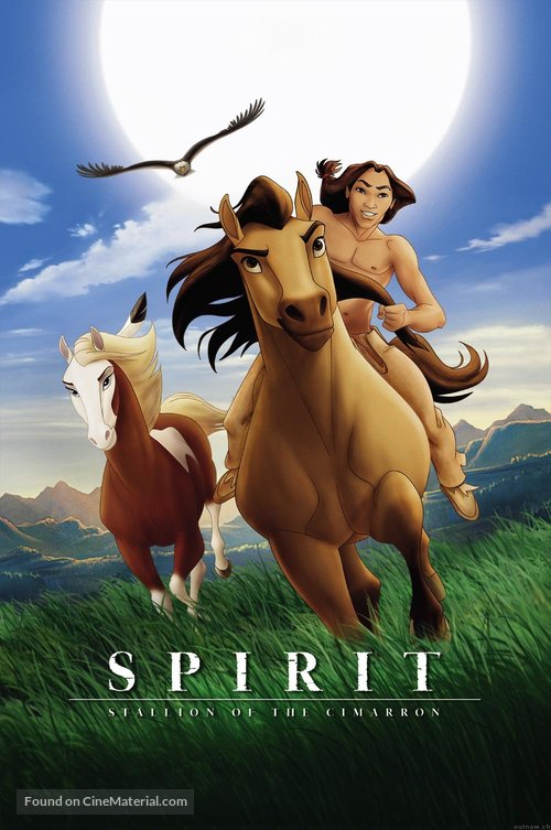 Spirit: Stallion of the Cimarron - Movie Poster