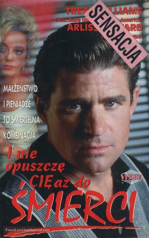 Till Death Us Do Part - Polish Movie Cover