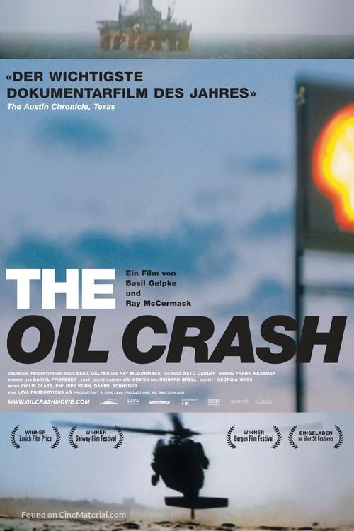 A Crude Awakening: The Oil Crash - German Movie Poster