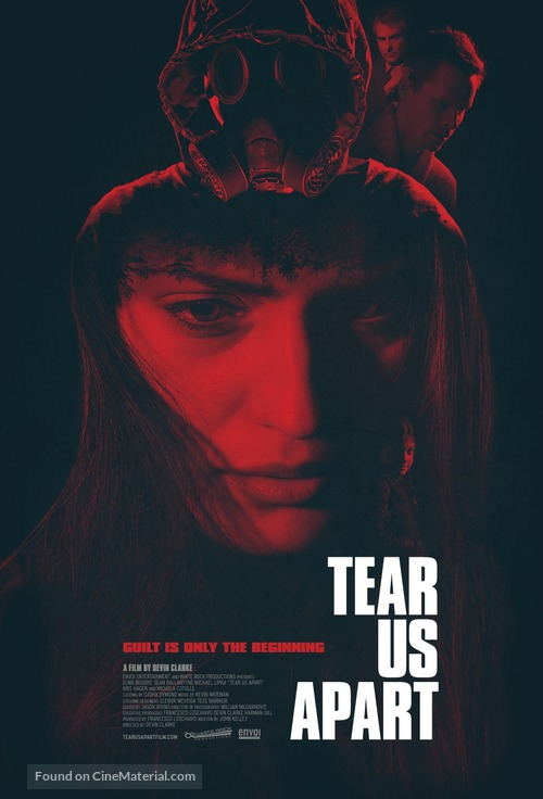 Tear Us Apart - Canadian Movie Poster