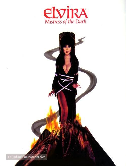 Elvira, Mistress of the Dark - Movie Poster