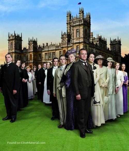 """""""Downton Abbey"""" - Key art"""