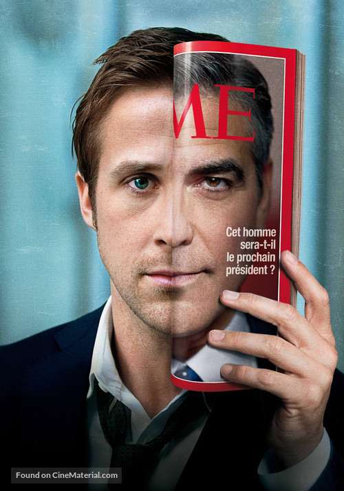 The Ides of March - French Key art