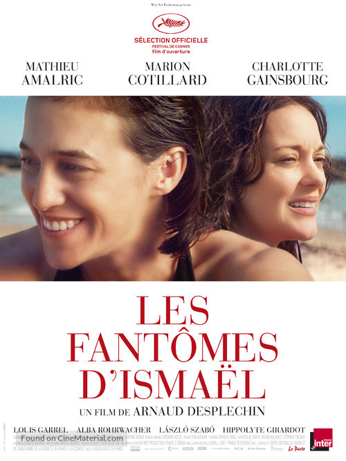 Les fantômes d'Ismaël - French Movie Poster