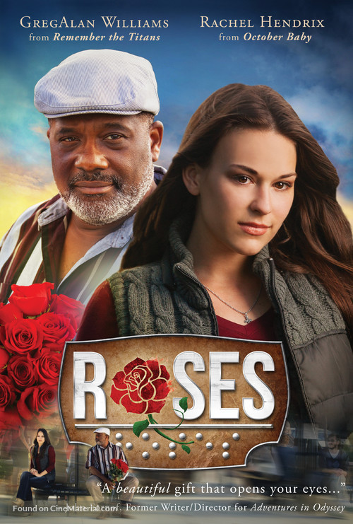 Roses - DVD movie cover