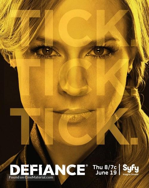 """Defiance"" - Movie Poster"