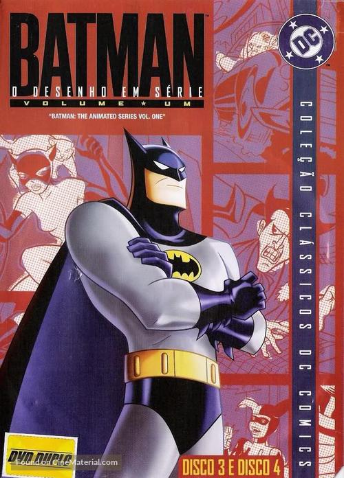 """Batman"" - Brazilian DVD movie cover"
