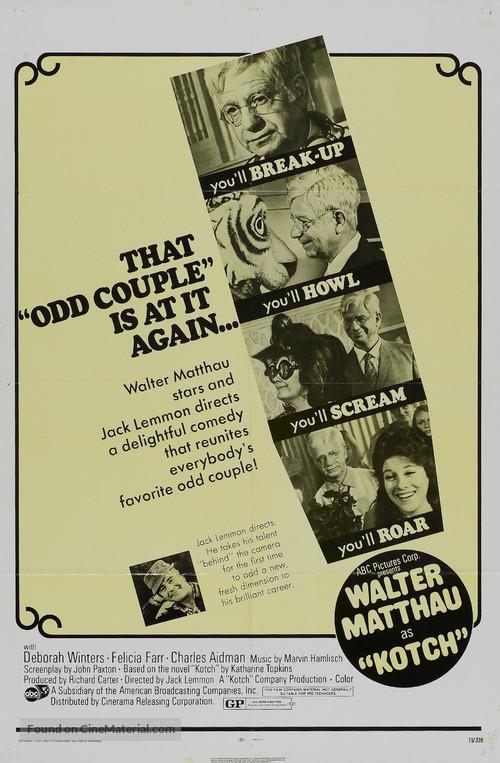 Kotch - Movie Poster