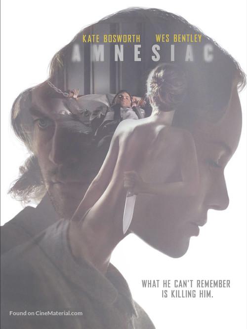 Amnesiac - Movie Poster