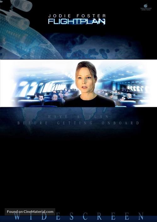 Flightplan 2005 Movie Cover