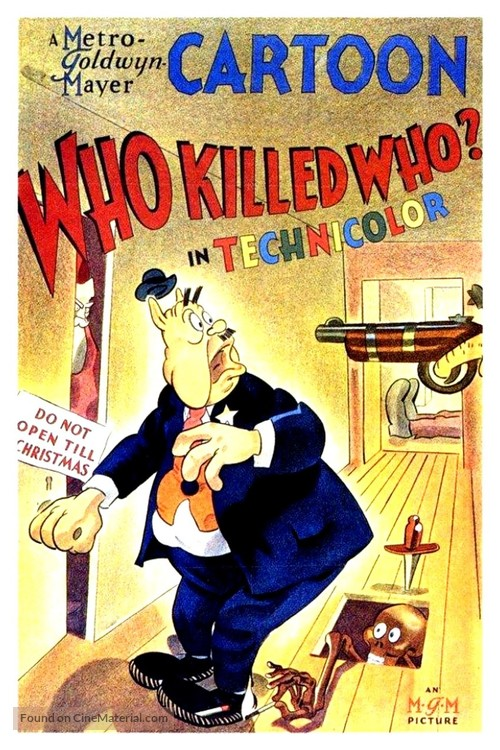 Who Killed Who? - Movie Poster