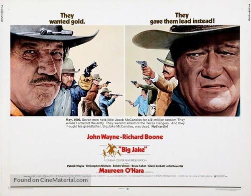 Big Jake - Movie Poster