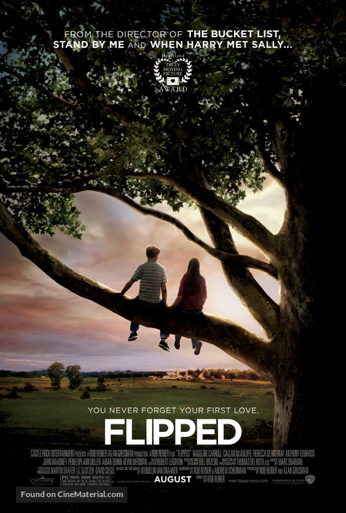 Flipped - Movie Poster