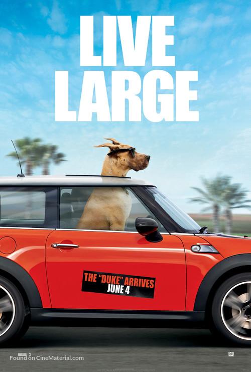 Marmaduke - Movie Poster