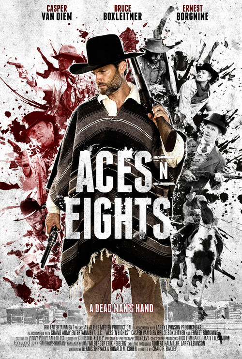 Aces 'N Eights - Movie Poster