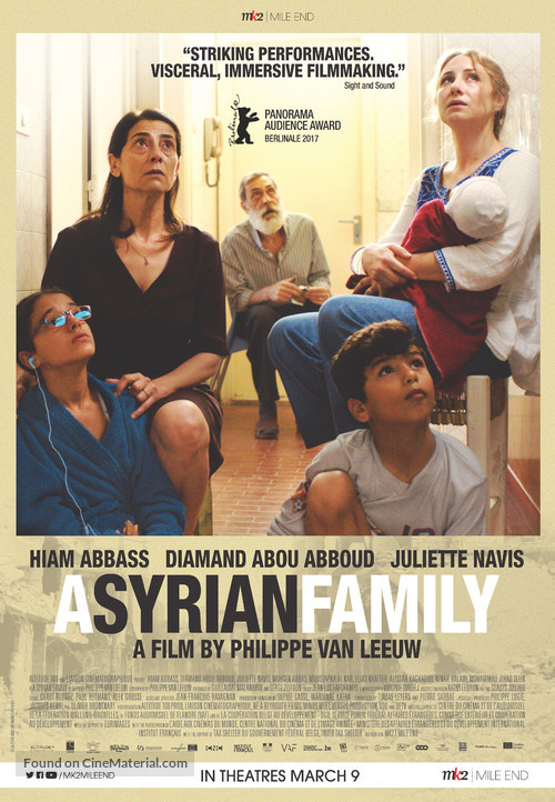 Insyriated - Canadian Movie Poster